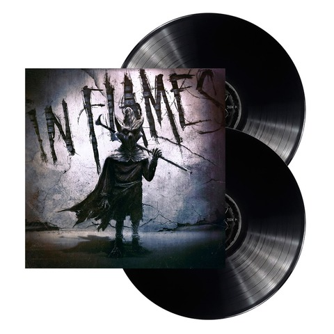 √I, the mask (black vinyl) von In Flames - LP jetzt im In Flames Shop